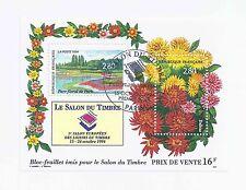 t10 lot de 2 timbres à 2,80 francs salon du timbre