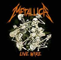 LIVE WIRE  by METALLICA  Compact Disc  1149002