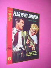 SEXTON BLAKE LIBRARY No 440. 1950s. FEAR IS MY SHADOW. MARTIN THOMAS