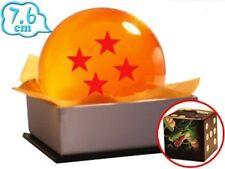 Dragon Ball Sfera del drago 4 Stelle 7,6 Cm GIGANTE DragonBall Z star crystal