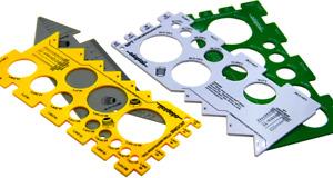TGK-02 | Fitting Identification Kit - JIC, NPT, ORB, ORFS, & THREAD-ID GUIDE
