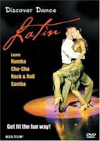 Discover Dance: Latin - DVD By Discover Latin Dance - VERY GOOD