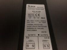 Elektronischer Transformator TCI PD.2/150 75-150W 12V Halogen Trafo dimmbar