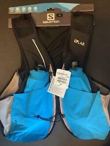 New XL - Salomon S/Lab Sense 2 Set Hydration Running Vest