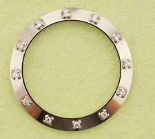 Rolex original Pearlmaster 18k white gold diamond bezel, 80299, 69179