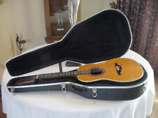 RARE 1966 OVATION PROTOTYPE VINTAGE ACOUSTIC GUITAR w/OHSC! 2nd YEAR MADE!