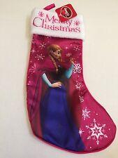 Disney Frozen Anna Christmas Stocking