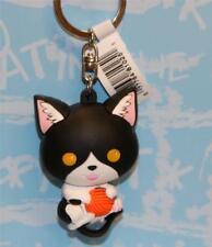 MONOGRAM PURRFECT PETS CAT 3-D FIGURAL KEY-RING KEY CHAIN CAT CHASE FIGURE # 1