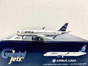 Gemin Jets 1:400 JetBlue AIRBUS A320-232WL N805JB GJJBU1547 2010s