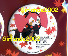 Puella Magi Madoka Magica the Movie KYOMAFU 2014 LTD MAIKO Pin BEBE CAN BADGE