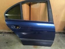97 98 99 00 BMW 528I BLUE RIGHT PASSENGER REAR BACK SIDE DOOR SHELL ONLY