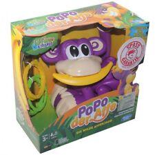 Hasbro A2043 PoPo der Affe die wilde Affenjagd Kinder Ringe werfen Aktionsspiel