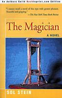 NEW The Magician: A Novel by Sol Stein