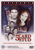 5 Card Stud DVD – Lawrence H Toffler, Kevin McClatchy