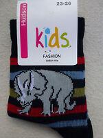 Hudson Children's Socks Dino T.Rex (RRP gr. gr.19-22,23-26,27-30,31-34 Socks