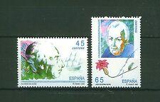 SPAIN ESPAÑA 1993 MNH SC.2747/48 Malaspina and J.Celestino Mutis