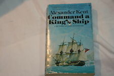 Command a King's Ship by Alexander Kent (1975, Paperback)