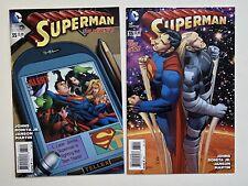Superman vol.3 #35 New 52 McKone Romita Jr. Variant