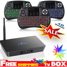 X92 Smart TV Box 3GB RAM 16/32GB Android Media Player Game OctaCore MiniTastiera