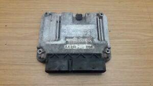 2005 SAAB 9-3 VECTOR ENGINE CONTROL UNIT ECU 55354770 0281011970 #533_S5