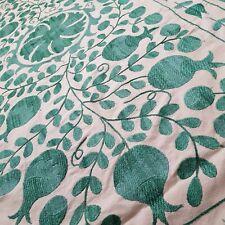 Uzbek suzani,original handmade,vintage embroidery,tapestry,tablecloth,bedspread