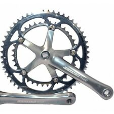 New Campagnolo Centaur Double Road Bike Crankset,Grey,53/39 Tooth, 170mm