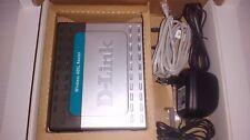Router Adsl Dlink DSL G604T