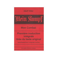 Mein Kampf - Adolf Hitler / Première traduction intégrale [Livre Neuf]