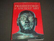 1966 LAROUSSE ENCYCLOPEDIA OF PREHISTORIC & ANCIENT ART BOOK - I 1325