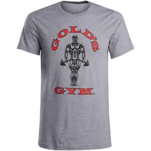 Gold's Gym Muscle Joe T-Shirt - Gray