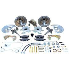 Disc Brake Upgrade Kit-Base Stainless Steel Brakes A123