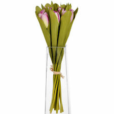 Tulip Standing Dried & Artificial Flower Bunches