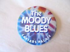 Cool Vintage The Moody Blues Rock Band Caesars Palace Concert Souvenir Pinback