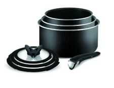 Tefal Ingenio 7 Piece Saucepan Set - Suitable For All Hobs - non-sticking