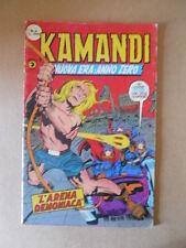 KAMANDI n°4 1977 Edizione Corno [G753A] BUONO