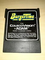 Burgertime (Colecovision, 1982) ~BUY 2 GET 1 FREE~ *FREE SHIPPING*