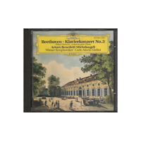 Beethoven / A B Michelangeli CD Klavierkonzert NOS 3 Deutsche Grammophon Neuf