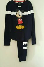 Bnwt 5-6 years indigo mickey mouse jumper from next
