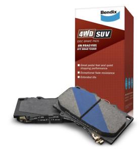 Bendix 4WD Brake Pad Set DB438