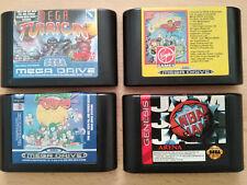Sega Mega Drive Spiele Retro Konsole Sammlung