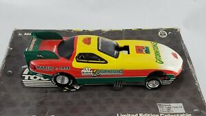 Vintage 1:24 Scale 1998 Gator Nationals NHRA FUNNY CAR BOX/CAR SLIGHT SHELF WEAR