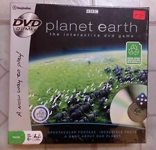 Imagination BBC Planet Earth Interactive DVD Game Sealed Educational Nature