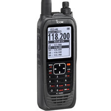 Icom IC-A25C COM VHF Airband Handheld Radio Transceiver Authorized Dealer