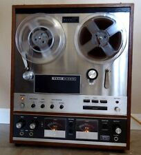 Teac A-6010 Reel to Reel Tape Recorder, See Video !