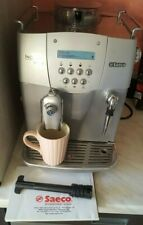Saeco Incanto Kaffeevollautomat kaffeemachine coffee machine NEUE DICHTUNG