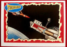 THUNDERBIRDS - A Meeting In Space - Card #35 - Topps, 1993 - Gerry Anderson