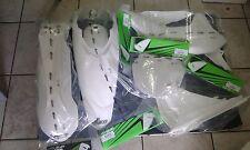 KIT PLASTICHE KTM SXF SX F 250 350 450 2013 2014 2015 KIT 5 PZ COLORE BIANCO