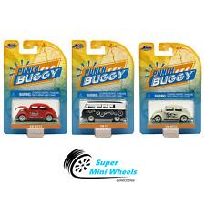 Jada 1:64 Punch Buggy - Slug Bug Wave 1
