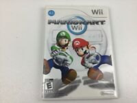 Nintendo Wii Mario Kart Game Complete With Manual And Tested - FREE SHIP