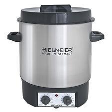 Bielmeier einkochautomat/acero inoxidable/27 litros/1800 vatios/einlegerost/BHG
